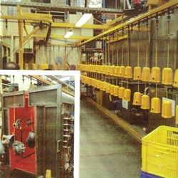 Turn-Key Powder Coating System
